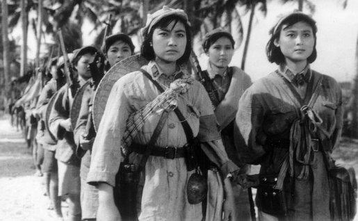 Breve historia del cine chino