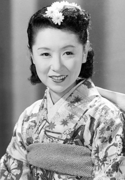 Kinuyo Tanaka actriz