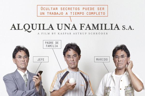 alquila una familia