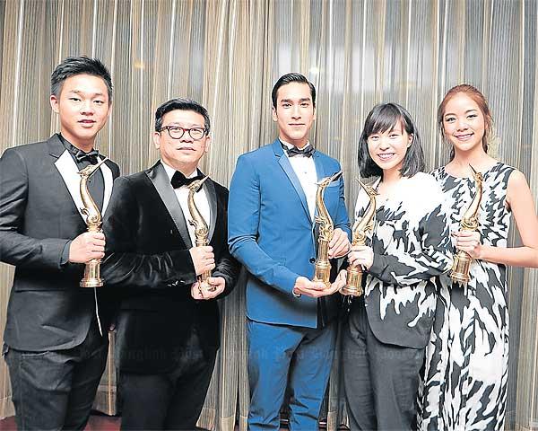 Bangkok Critics Winners