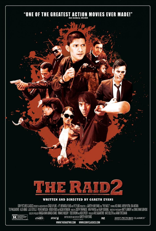 raid 2 berandal