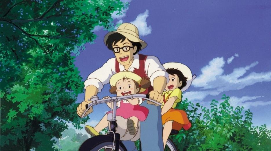 my-neighbor-totoro-family
