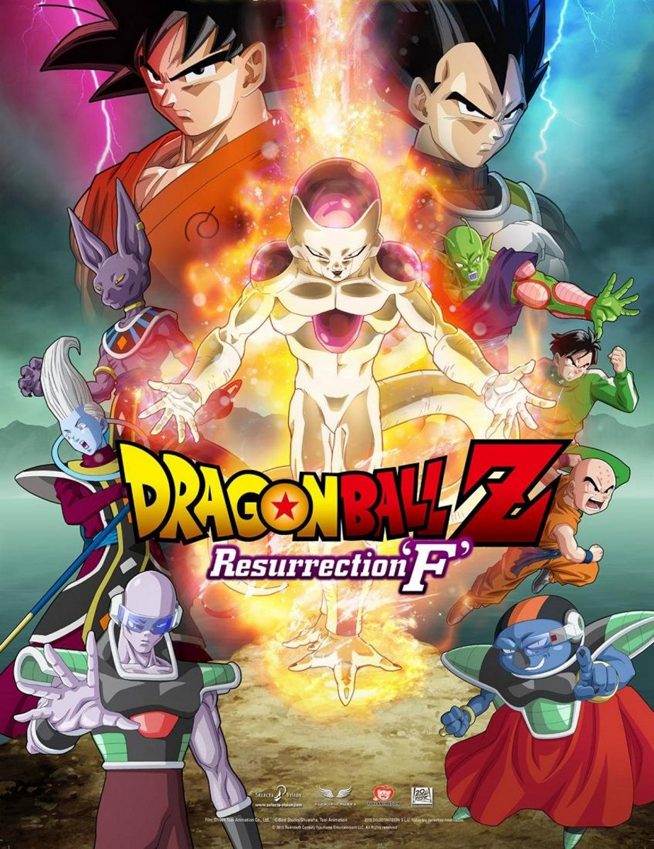 Dragon Ball Z Resurrection F