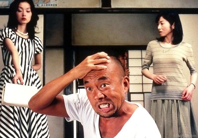 Risultati immagini per sanmon yakusha