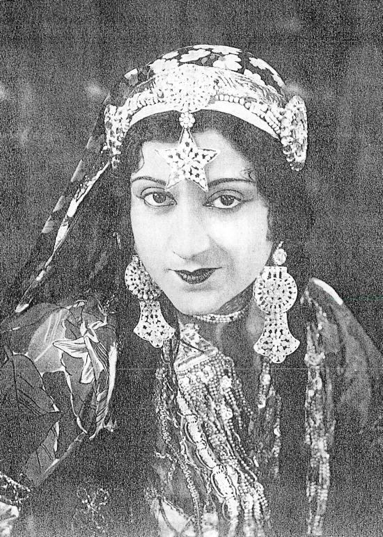 Sultana, hija de Fatma Begum