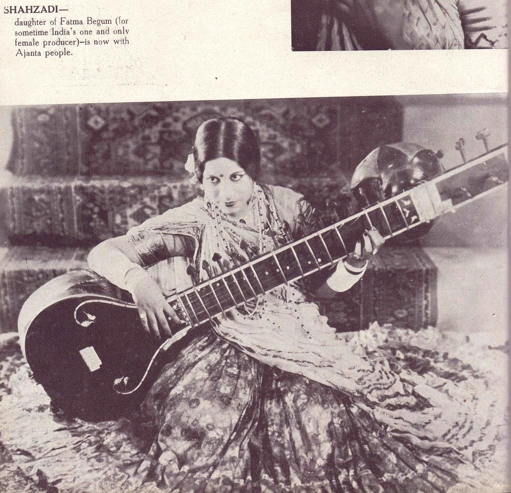 Shehzadi, hija de Fatma Begum