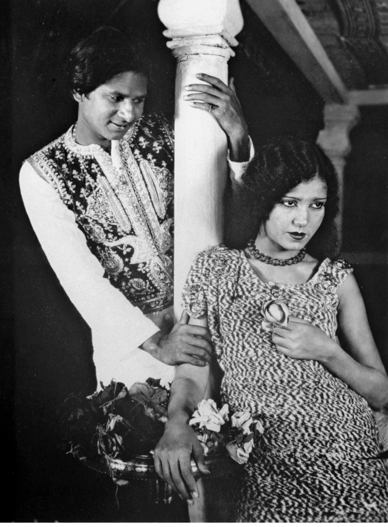 Zubeida en Alam Ara (1931)